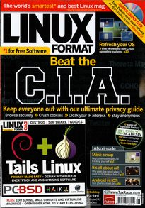 LINUX FORMAT (GB)